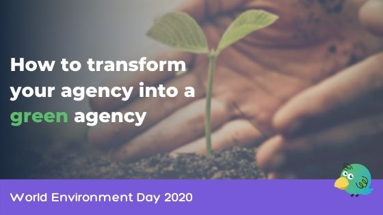 How to transform your agency into a green agency