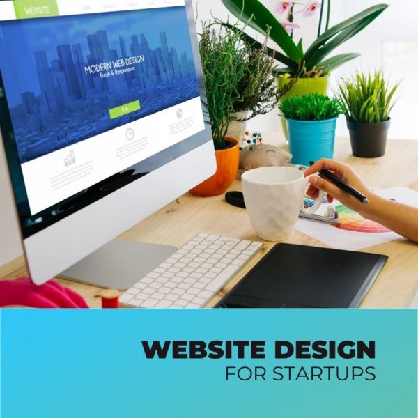 Website Design for Start-Ups